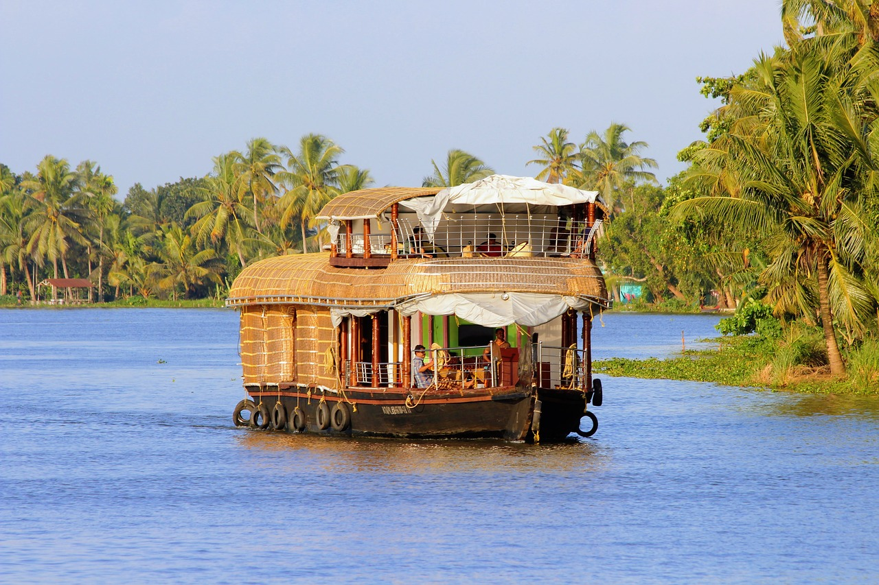 Alleppey - The Venetian Capital of India 1