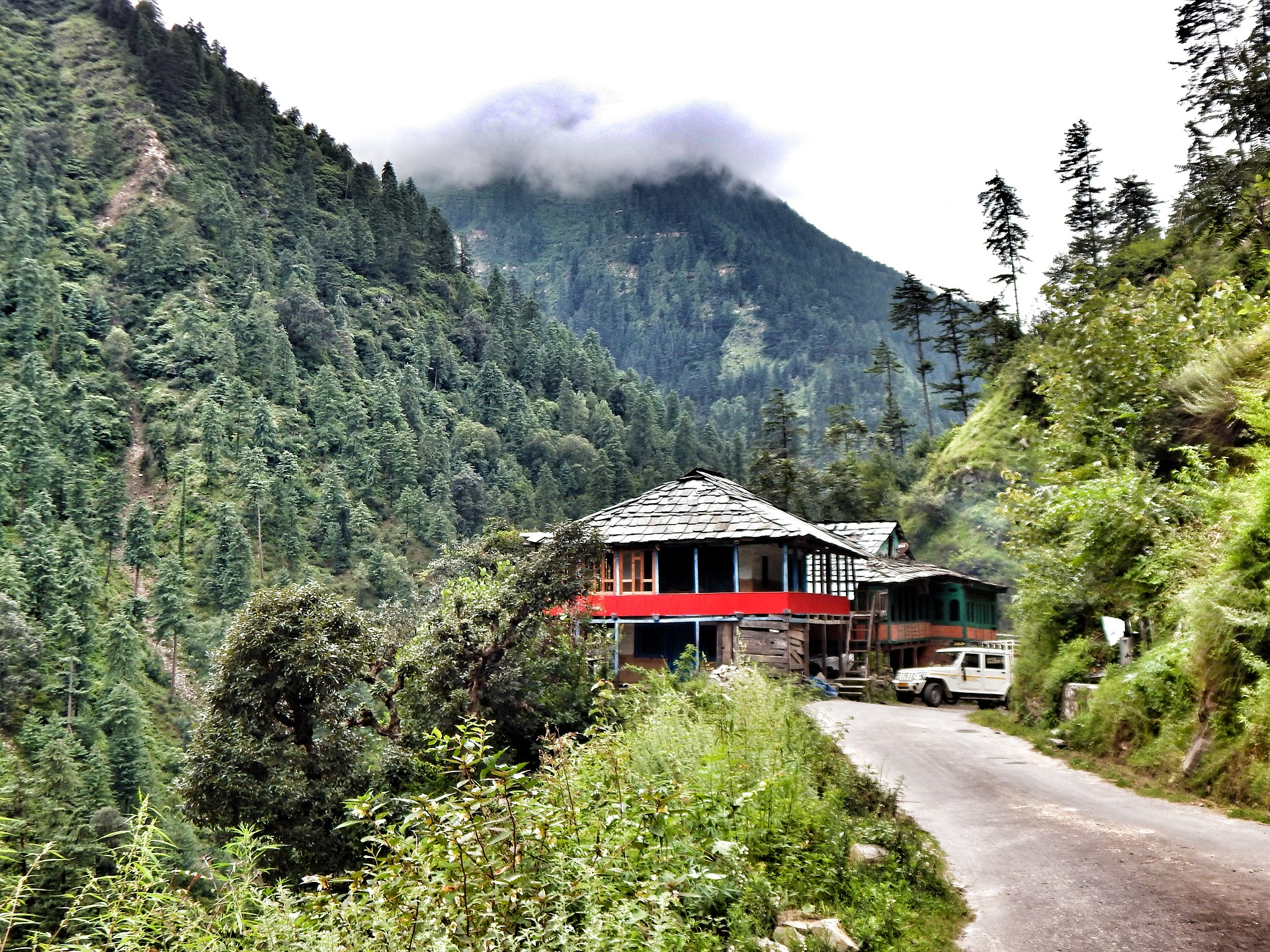 Tirthan Valley -A Mauktika Of Himachal Pradesh 1