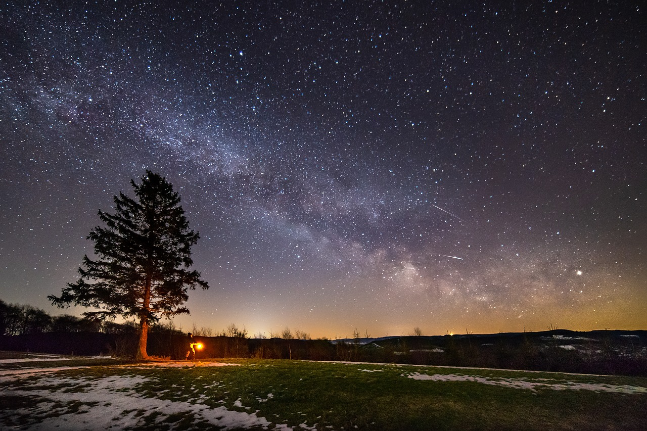 A Galactic Endeavor: 10 Best Stargazing and Astro Photography Locations in India 1