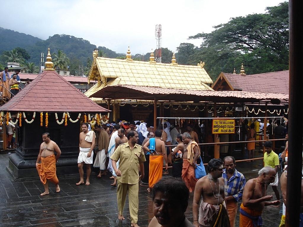 Sabarimala Temple - An Epitome of Inequality ? 1