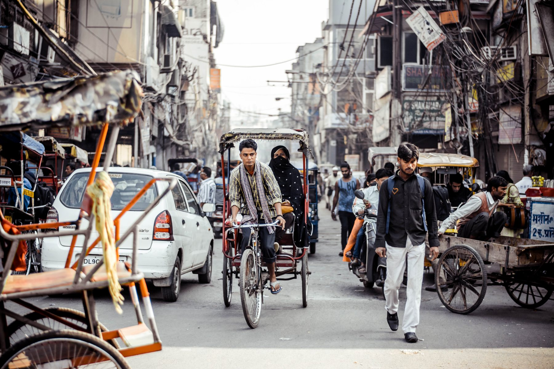 Chandni Chowk- The Street of Buyers and Foodies 1