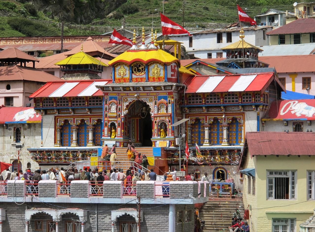 Badrinath Temple- An Itinerary Guide 1