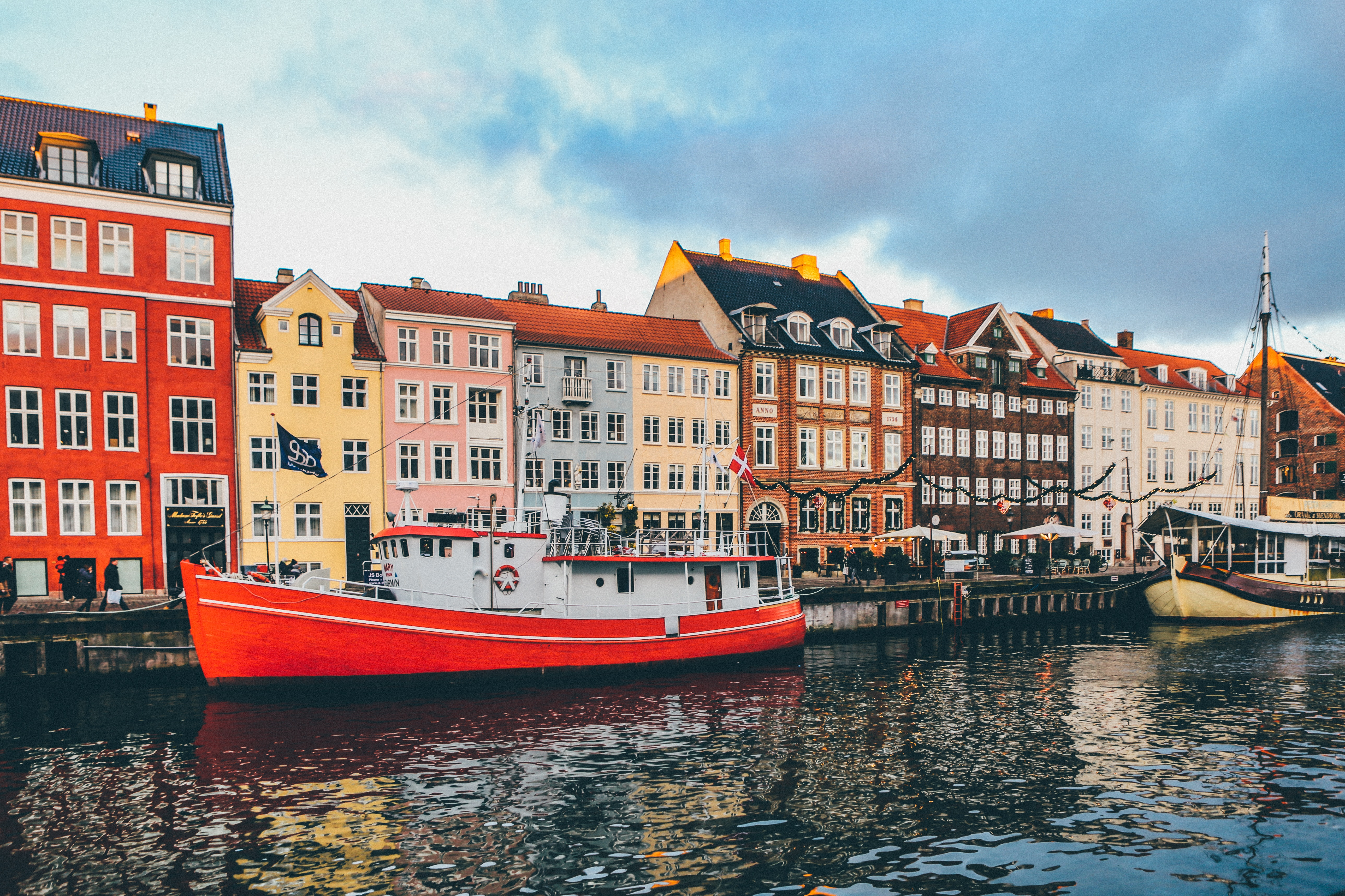 An itinerary of East and Nordic Europe 1