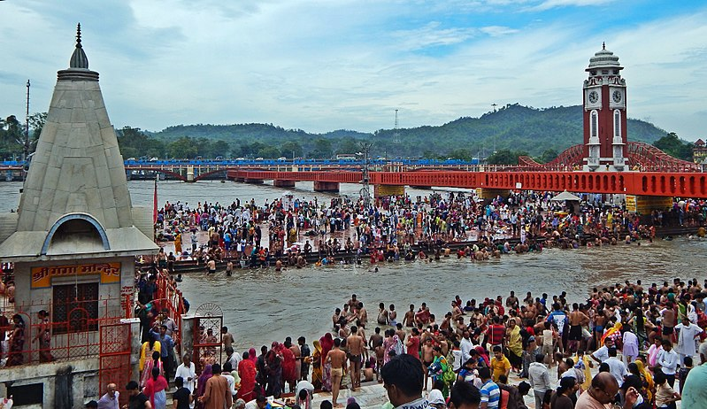 Top 10 Places To Visit In Haridwar, Uttarakhand 1