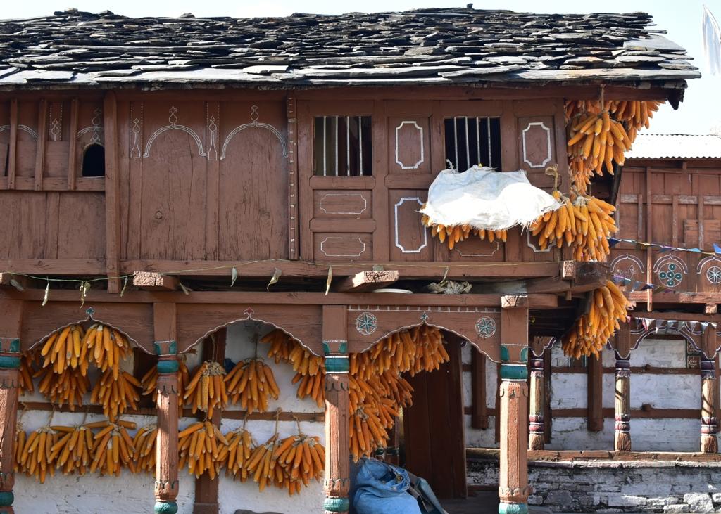 Sainji-The Corn Village, Uttarakhand 1