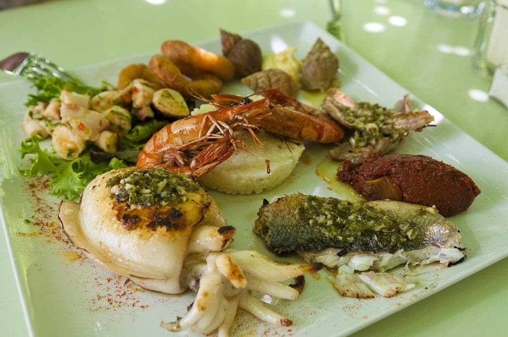List Of Top 10 Seafood Restaurants in India For 2020 1