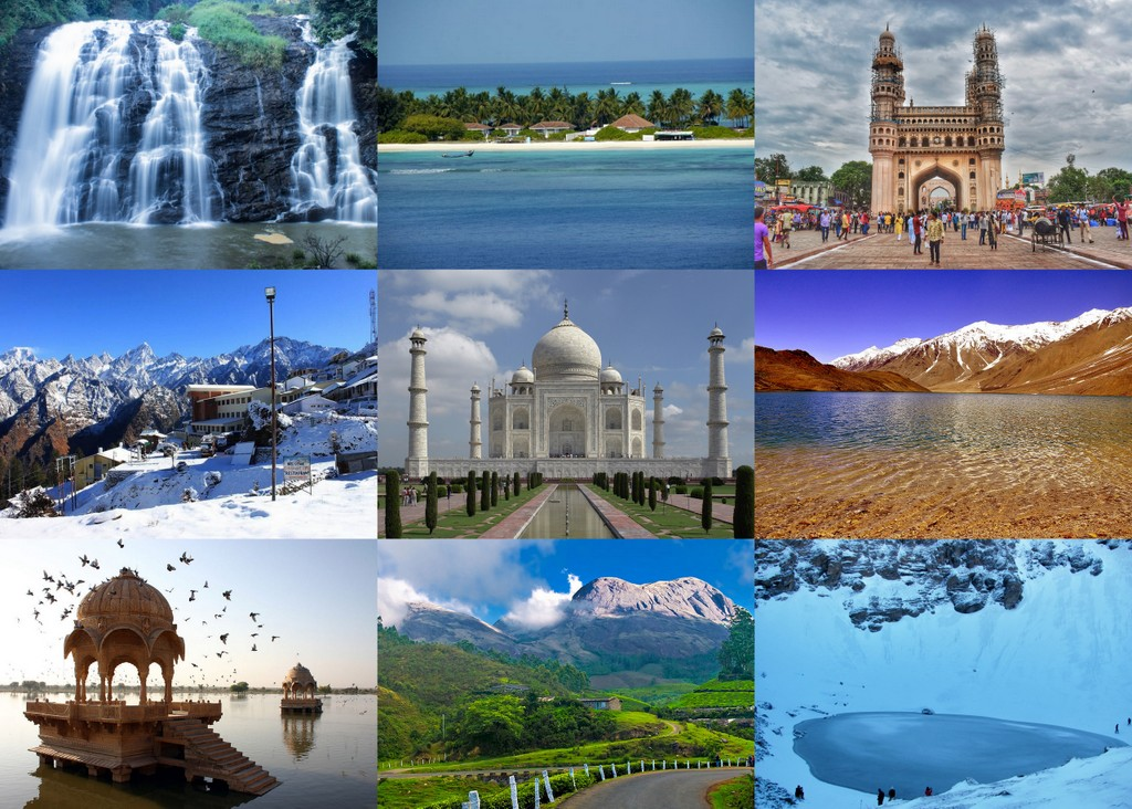 Top 50 Most Beautiful Places In India (updated 2020) 1