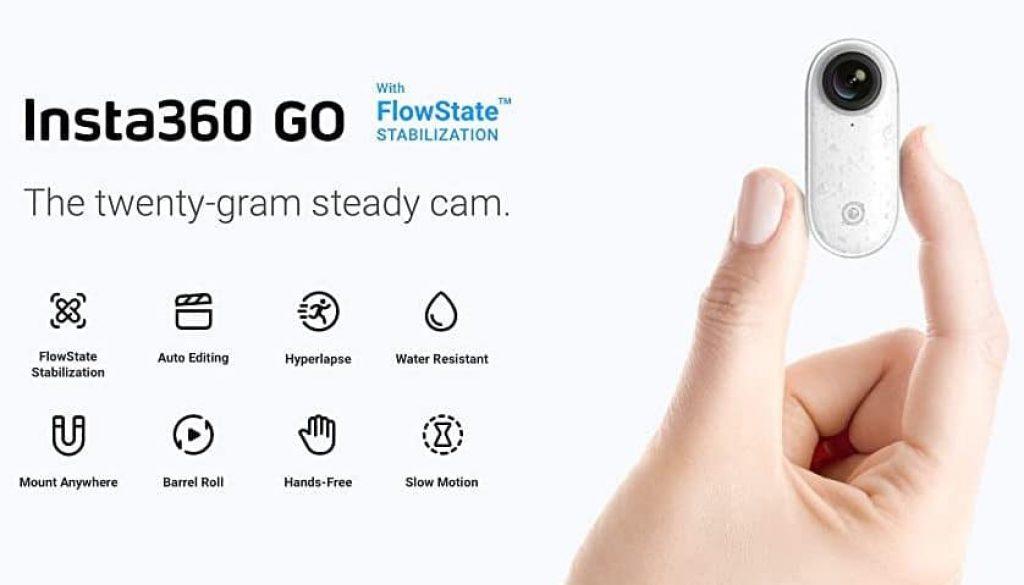 insta 360 go review