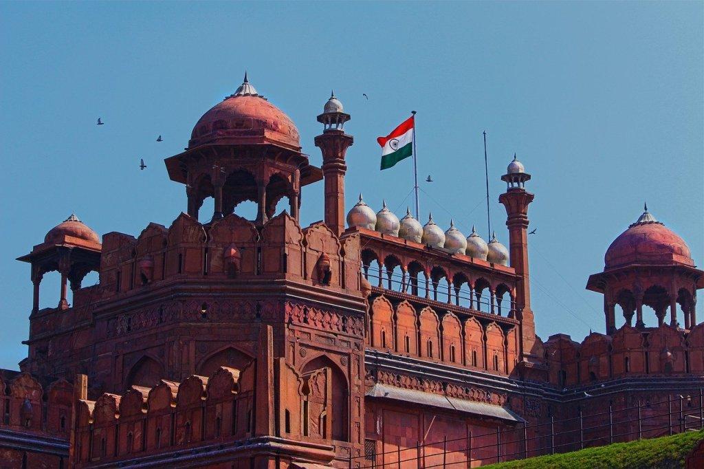 Explore The Red Fort, Delhi (Qila-i-Mubārak) In 2020 1