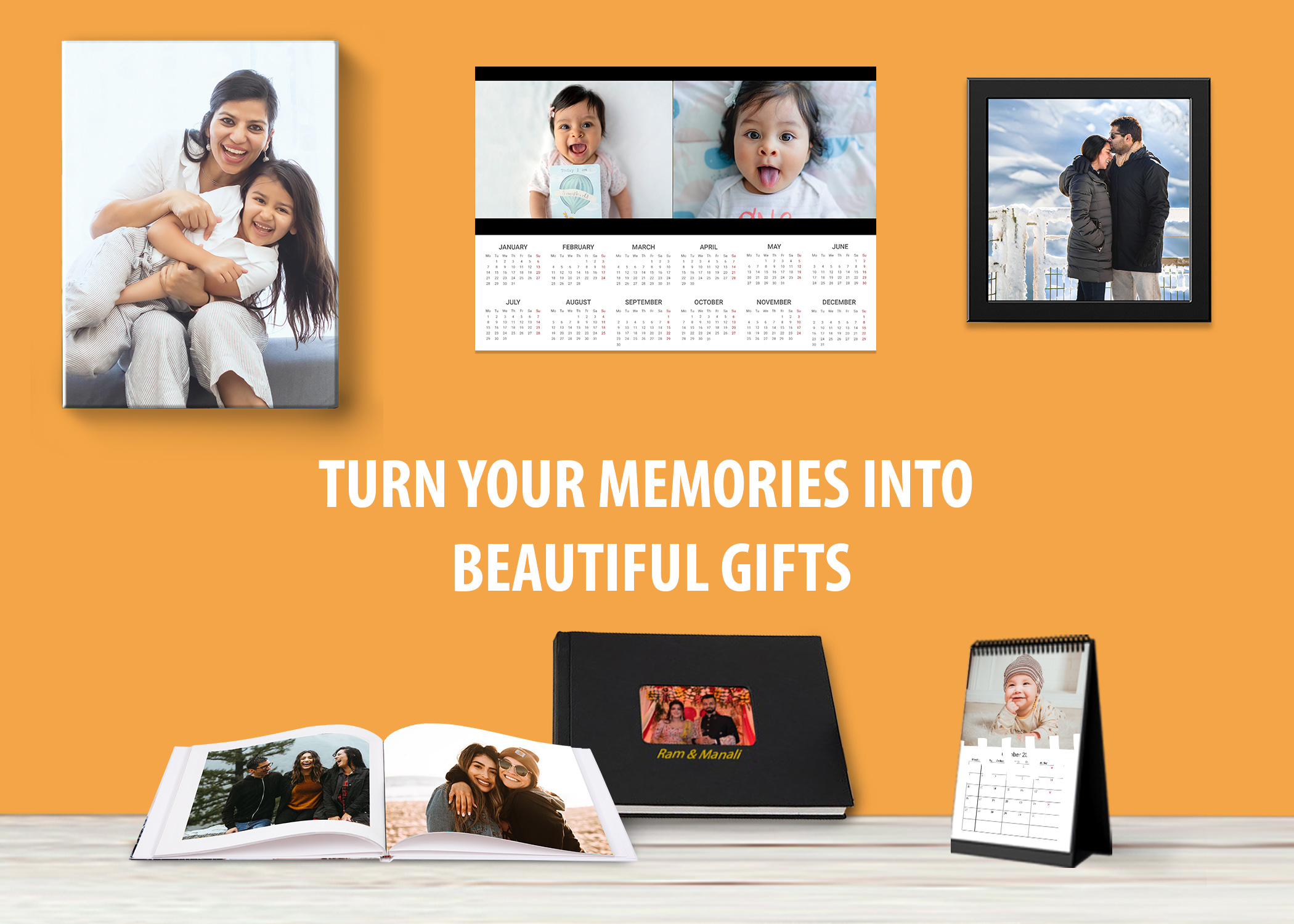 Best 5 Personalized Gifts For Photography Lovers! 1